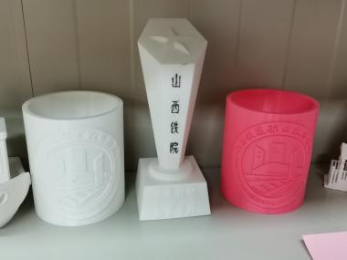 展览 喜迎建党百年 感3D打印美 学生作品展